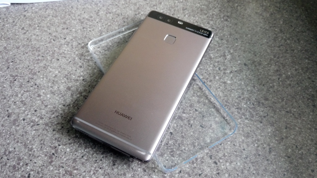 Huawei P9 Transparent cover