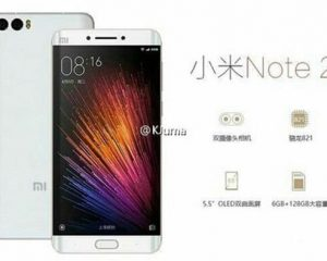 Xiaomi is set to unveil the Mi Note 2 on October 25