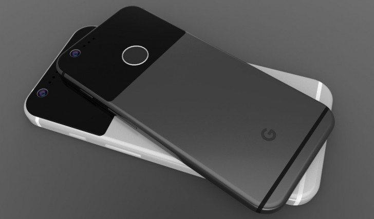Google Pixel Renders
