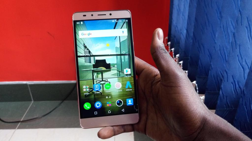 Infinix Note 3 in Kenya