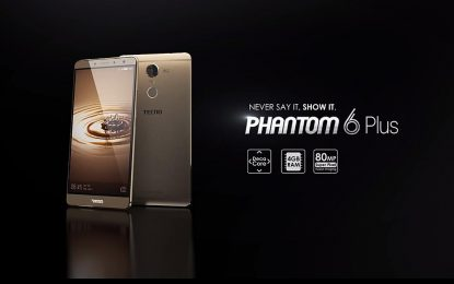 The Tecno Phantom 6 Plus Specifications