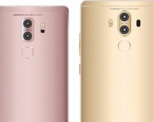 Huawei Shares the First Official Teaser of Its Upcoming Phablet, The Mate 9