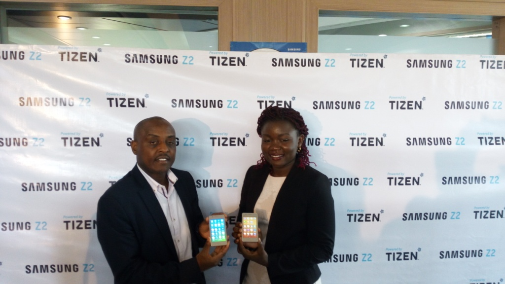 The Samsung Z2 Has Officially Been Launched In Kenya