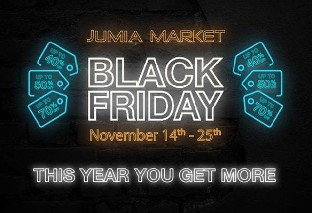 Jumia Market Black November