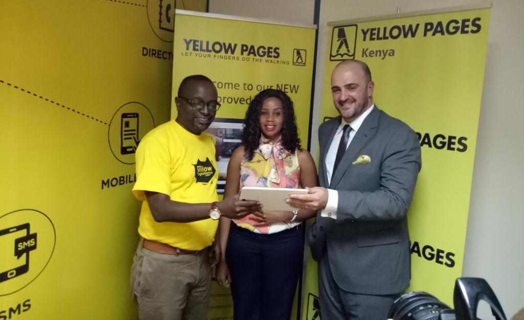 Yellow Pages Website Relaunch