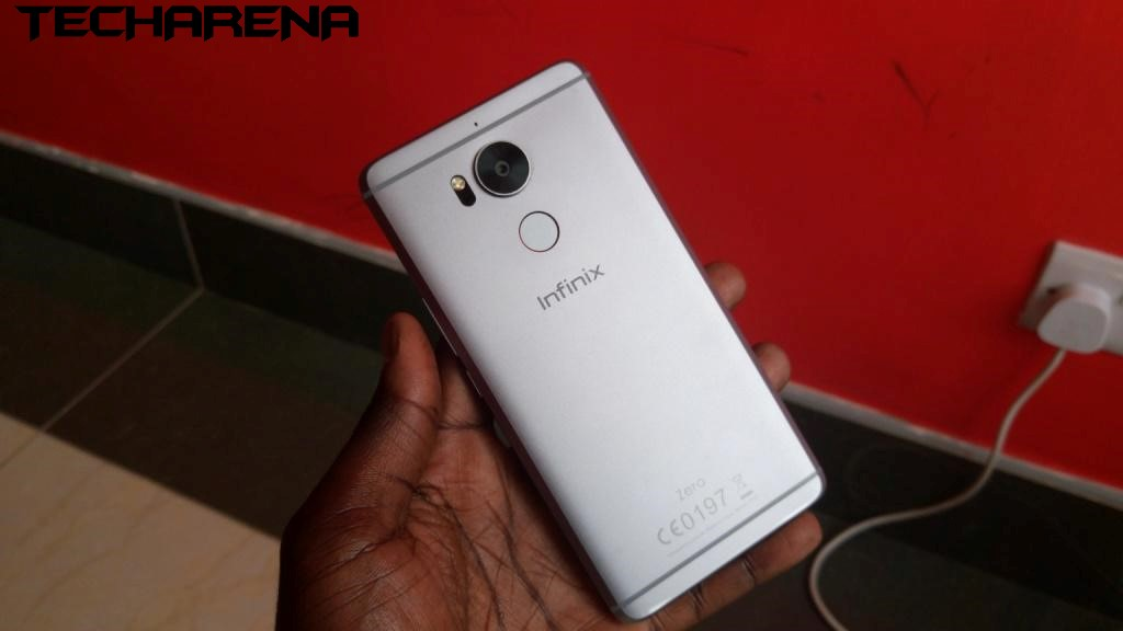 Infinix Zero 4 Back Cover