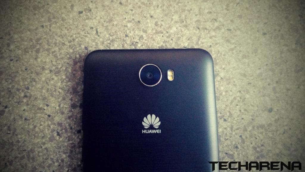 Huawei Y5II Camera