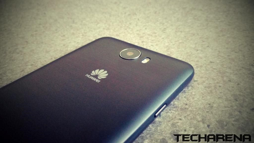 Huawei Y5II review