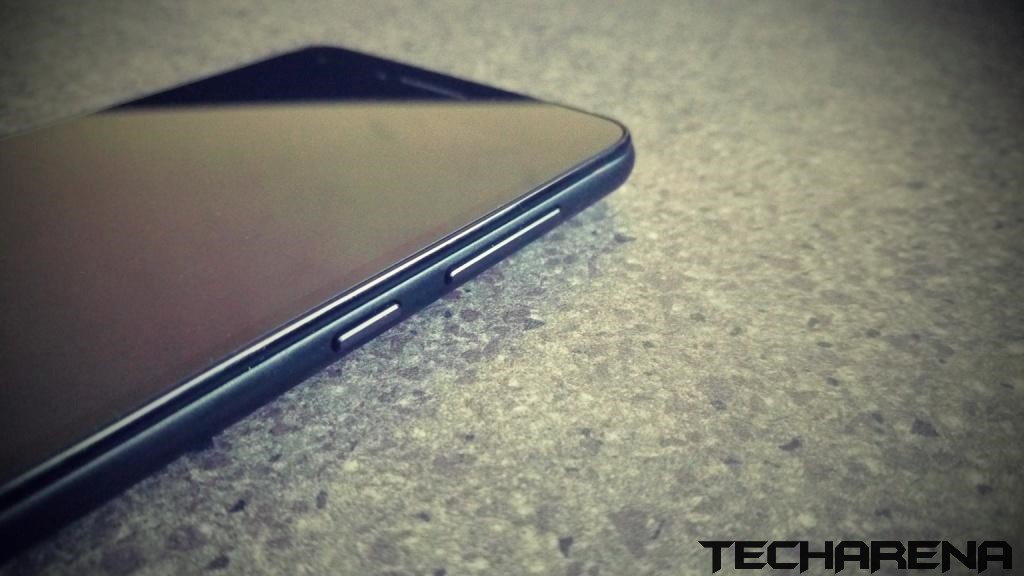 Huawei Y5II Volume keys
