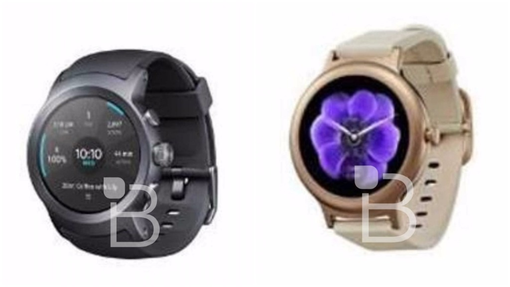 LG Watch Style and Watch sport