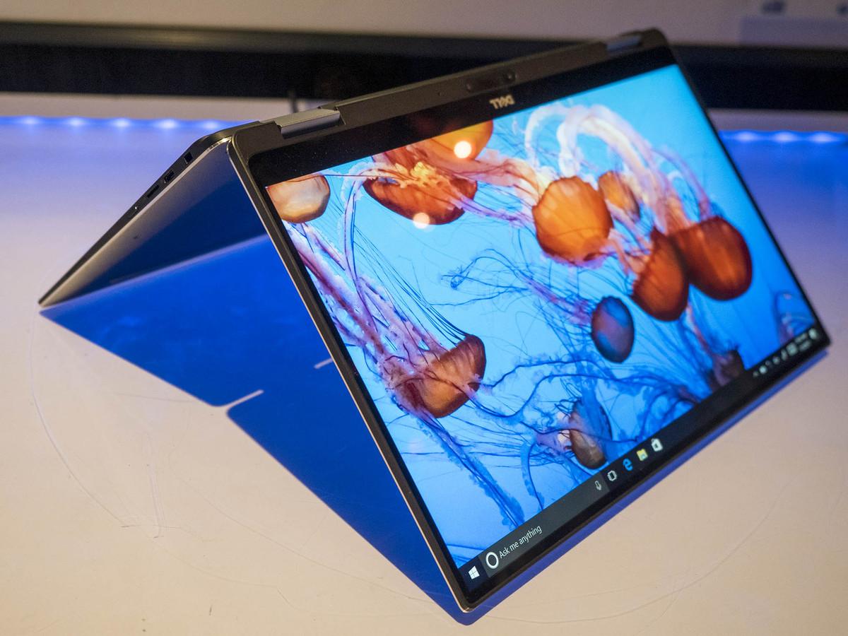 Dell XPS 13 convertible laptop