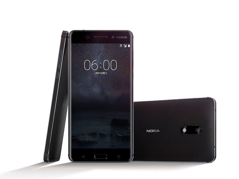 The Nokia 6