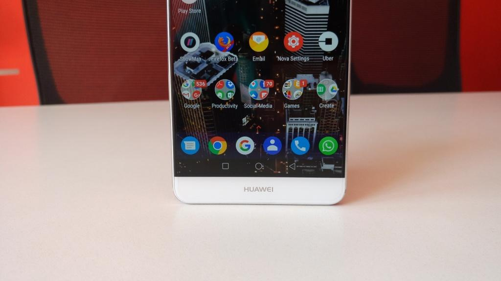 Huawei Mate 9 display
