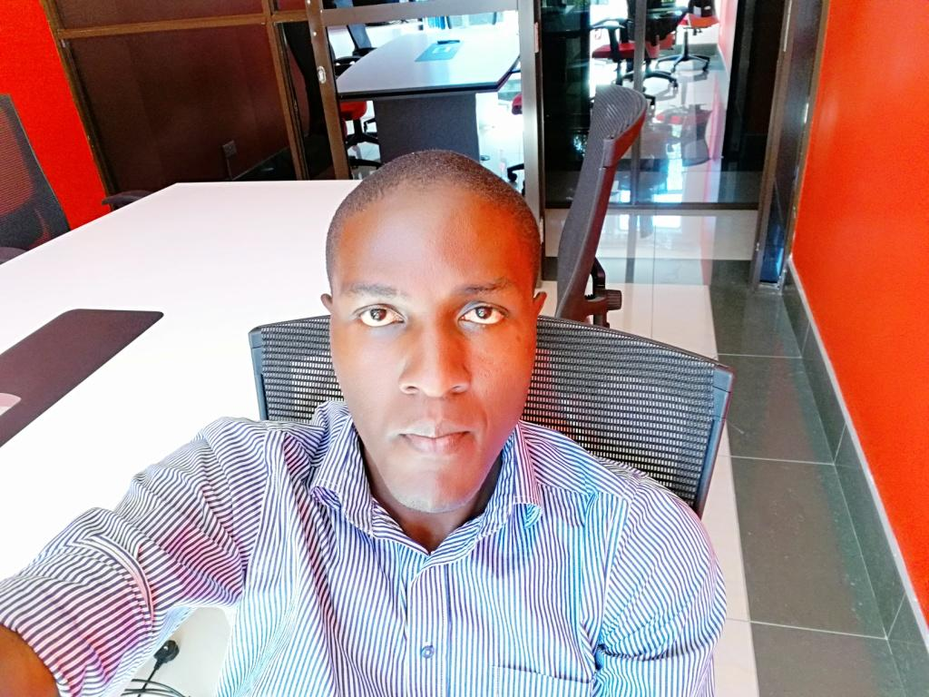 Huawei Mate 9 selfie