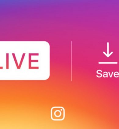Instagram Live save
