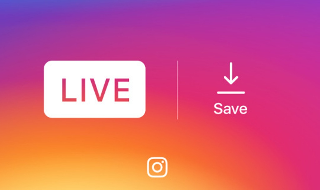 Instagram Live save