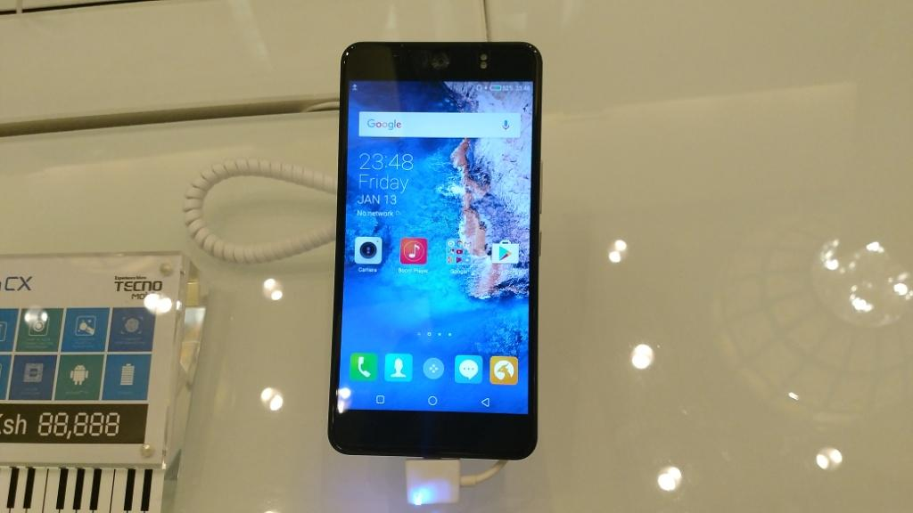 Tecno Camon CX Price in Kenya