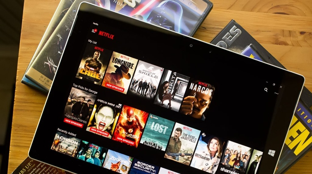Netflix for Windows 10