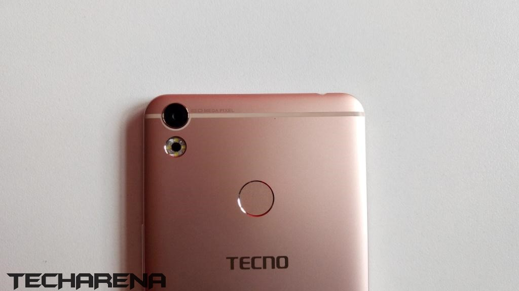 The Tecno Camon CX Unboxing and Initial Thoughts