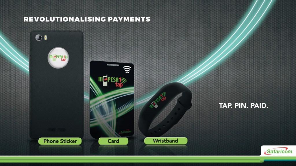 Safaricom mpesa 1 tap