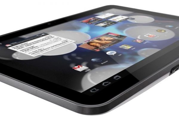 Motorola tablet