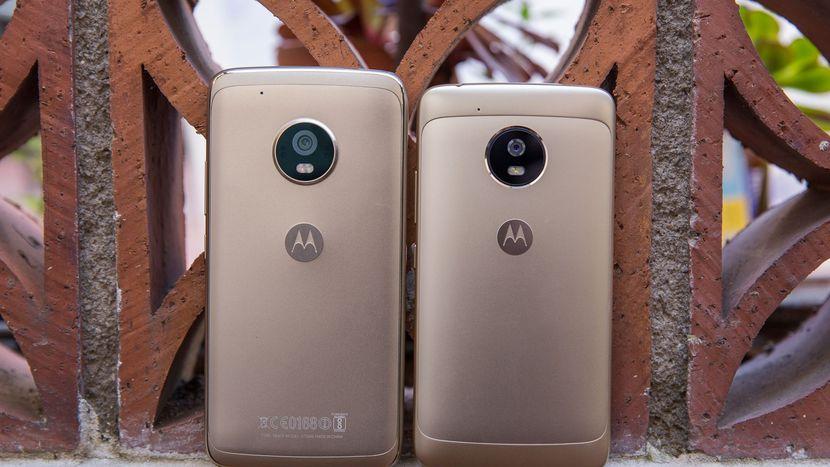 Moto G5 and Moto G5 Plus