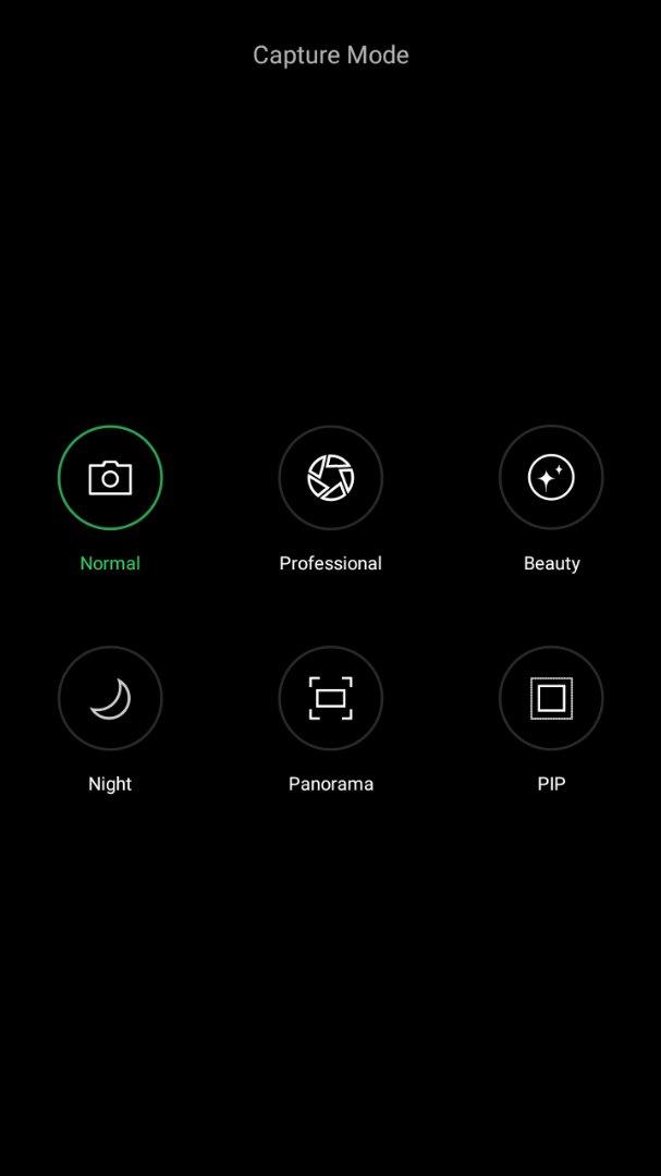 Infinix s2 pro camera