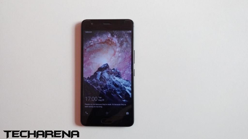 Infinix Note 4 Pro screen