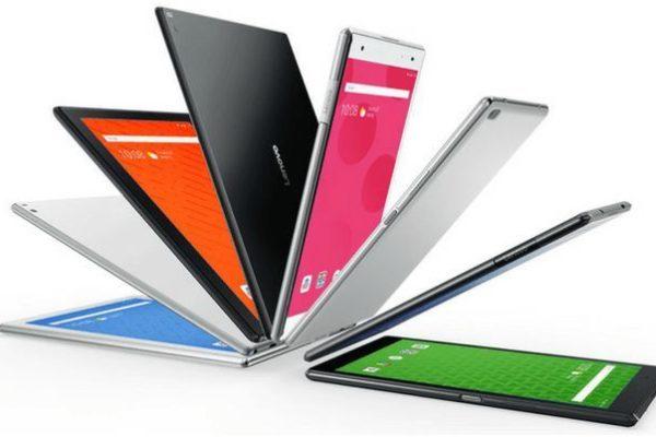Lenovo Tab 4 Tablets