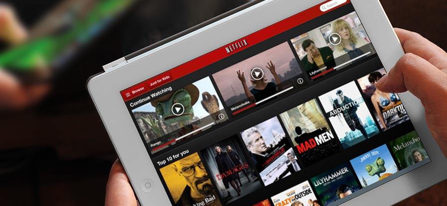 Netflixc for iOS