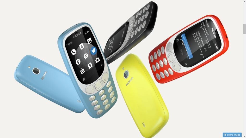 Nokia 3310 3G 2