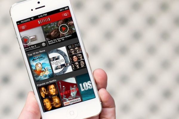 HDR on Netflix for iOS