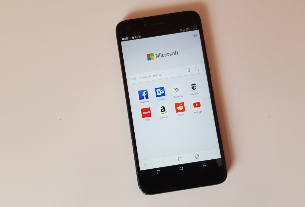 Microsoft edge for android (1)