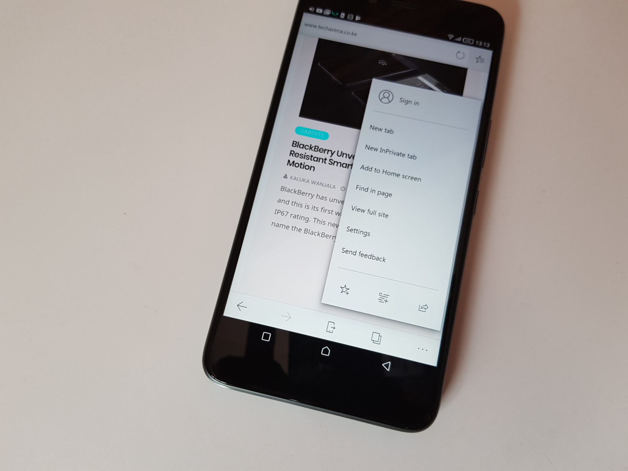 Microsoft edge for android (8)