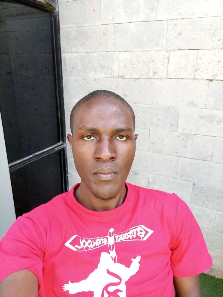 selfie sample 3