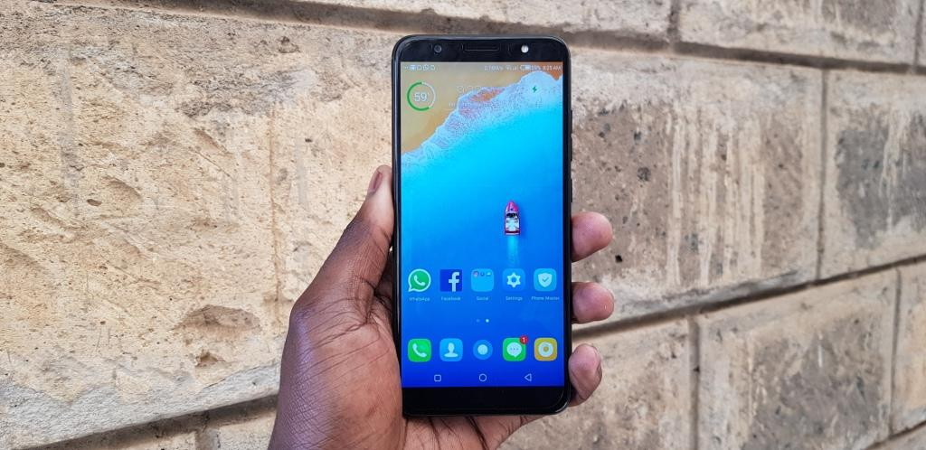 The Tecno Camon CM Unboxing and First Impressions
