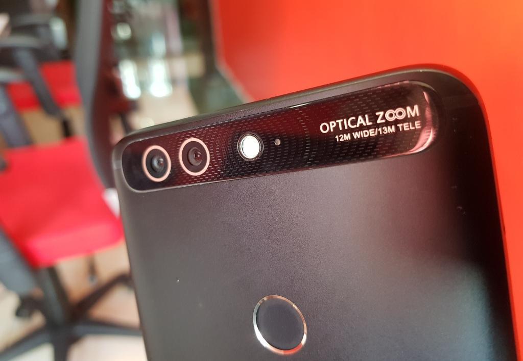 infinix zero 5 pro camera