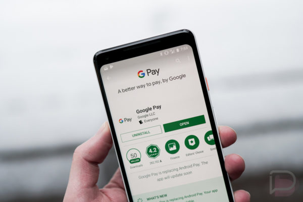 Google pay kenya