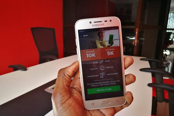 Safaricom Platinum