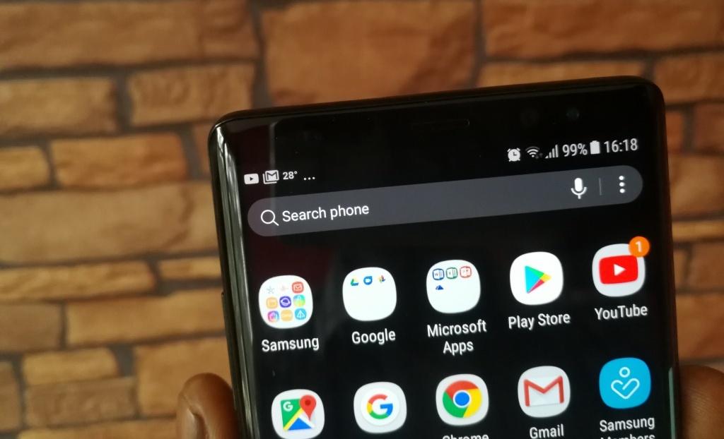 Galaxy Note 8 conclusion