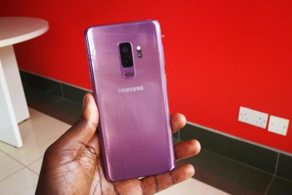 Samsung galaxy s9+ in kenya