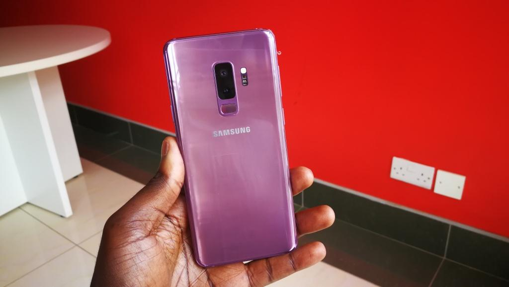 Samsung galaxy s9+ in kenya