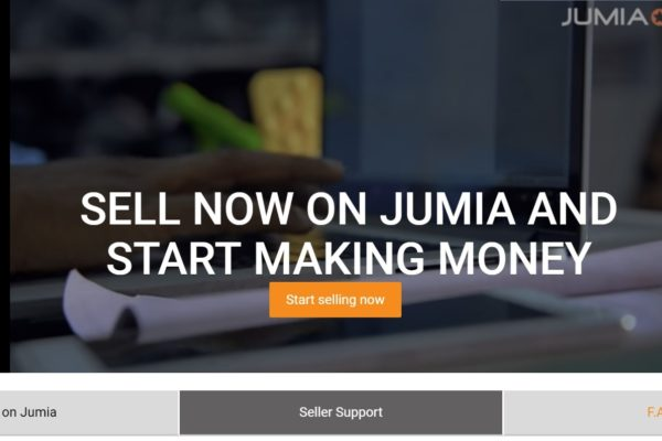 Sell on Jumia