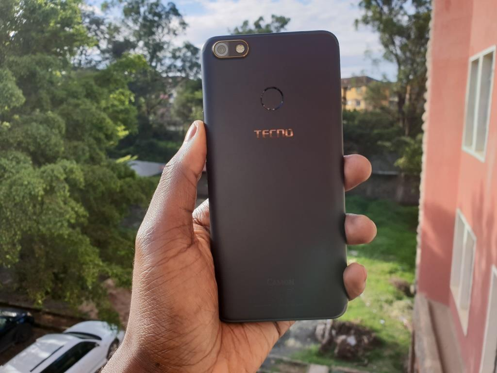 The Tecno Camon X Unboxing and First Impressions
