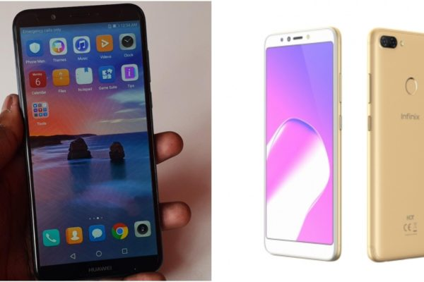 Huawei Y7 Prime 2018 vs Infinix Hot 6 pro