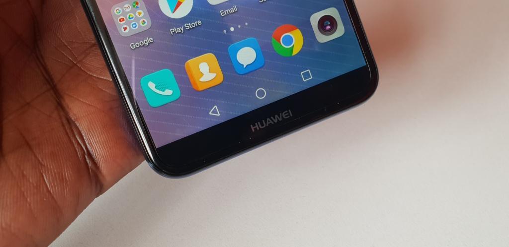 Huawei y7 prime 2018 bezels
