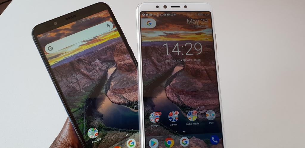 Infinix Hot 6 Pro vs Huawei Y7 Prime 2018