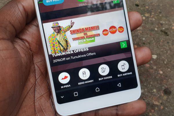 Safaricom tunukiwa bundles