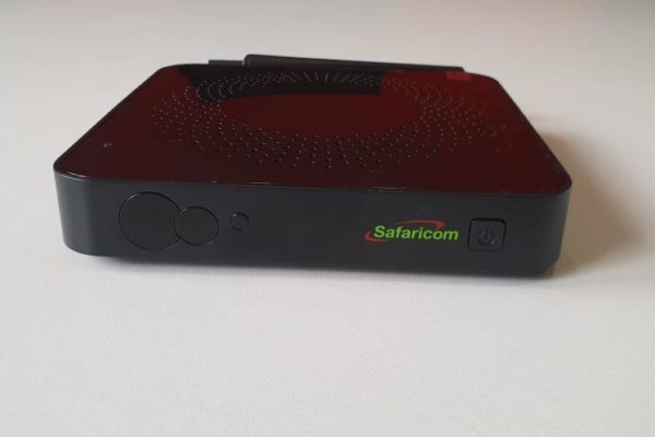 safaricom digital tv and internet box