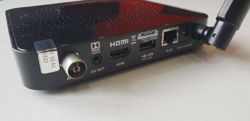 safaricom digital tv and internet box ports